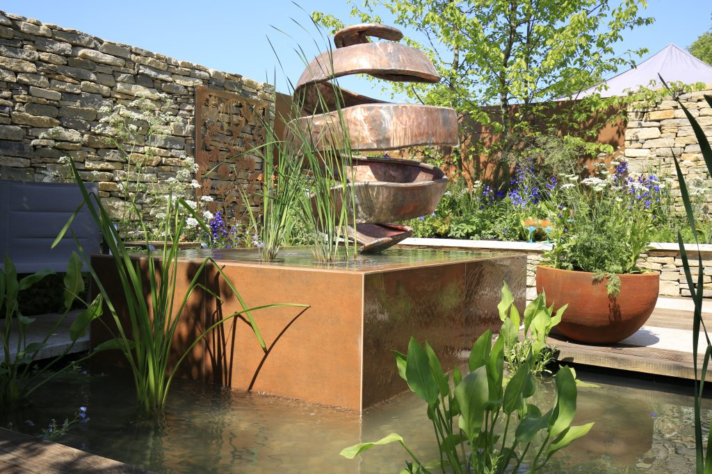 The Silent Pool Gin Garden by David Neale 2