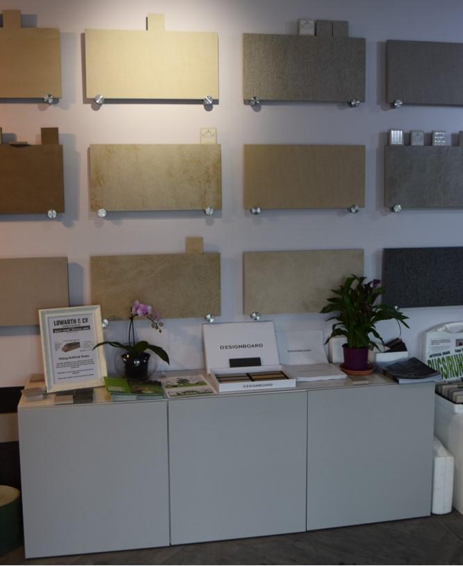 Lowarth interior display