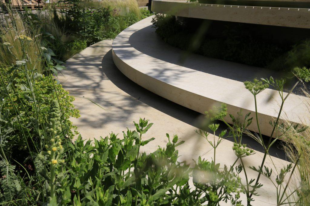 RHS Wisley Feel Good Garden by Matt Keightley