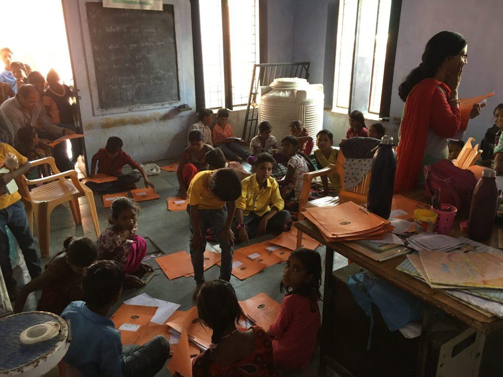 A typical Budhpura School