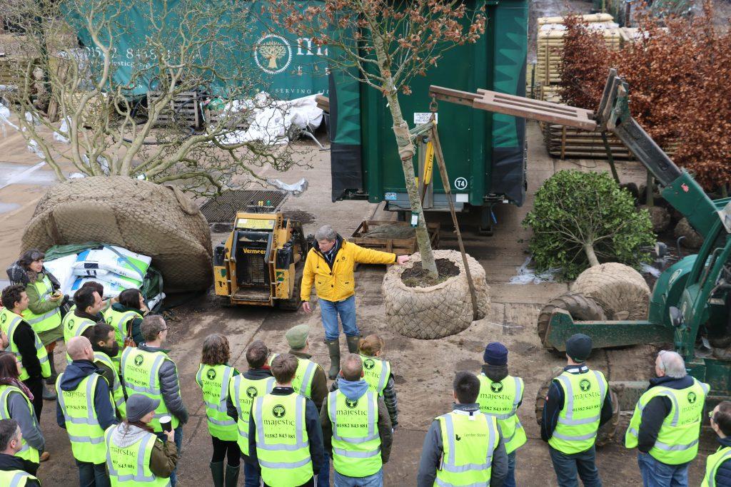 Majestic Trees Development Day London Stone