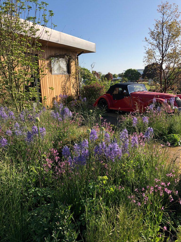 Malvern Spring Show 2018 Green Living Spaces