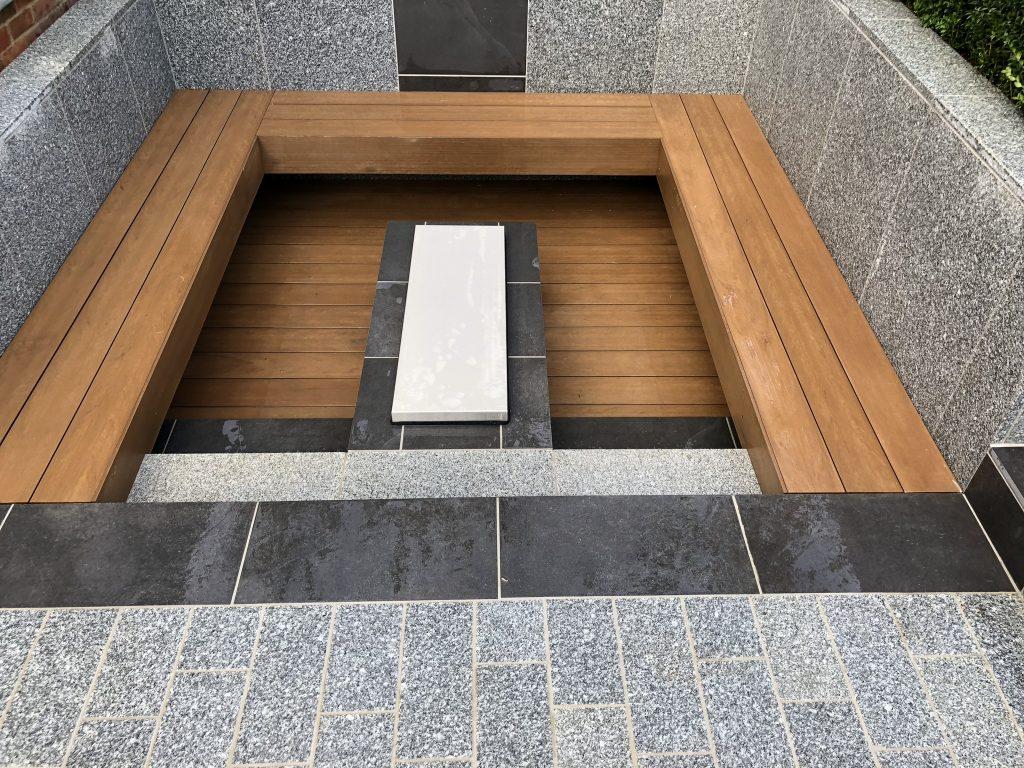 DesignBoard Seating Mocha Limebok London Stone