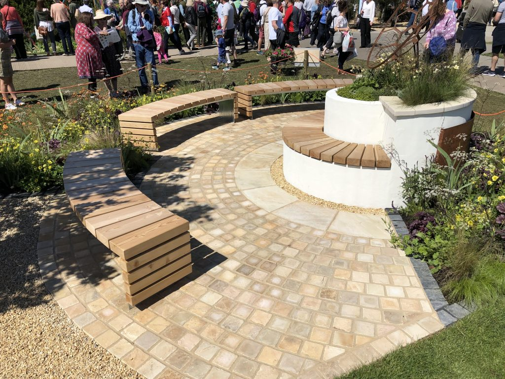 Making Space For Green Living At RHS Malvern Spring 2019