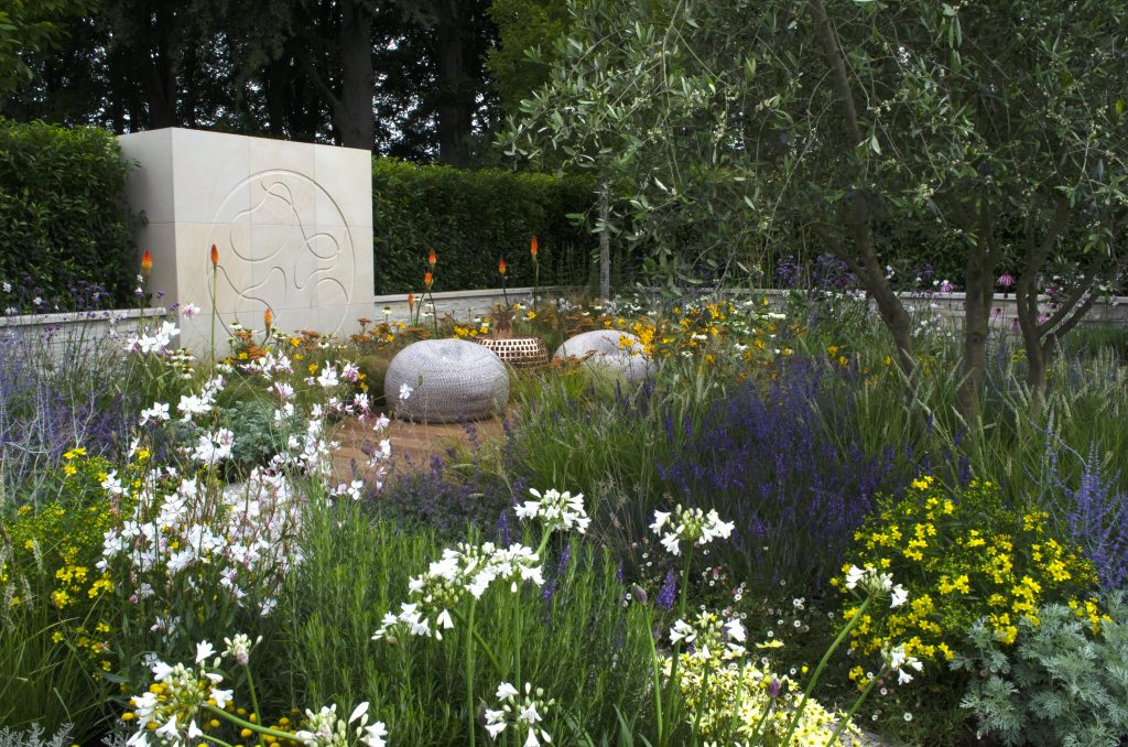 Artistry Harvests Young Designer Award For Kristian Reay At RHS Tatton Park