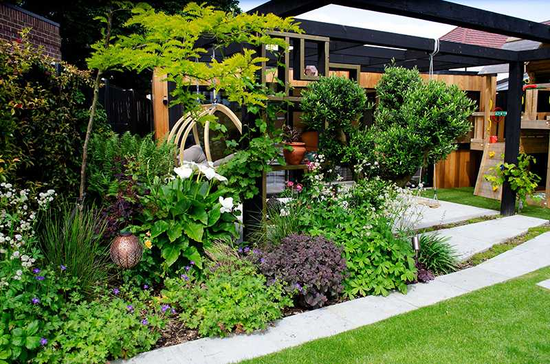 """""""Make it quirky but classy."""" How Botanica Garden Design ..."""