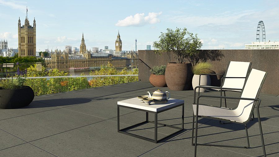 London Stone's Quality New Paving Products