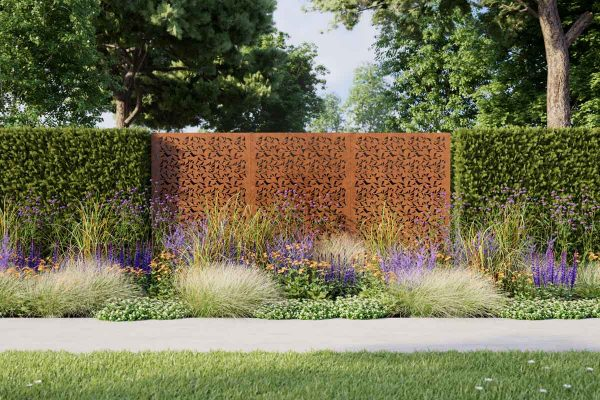 Garden Screens – The Comprehensive Range