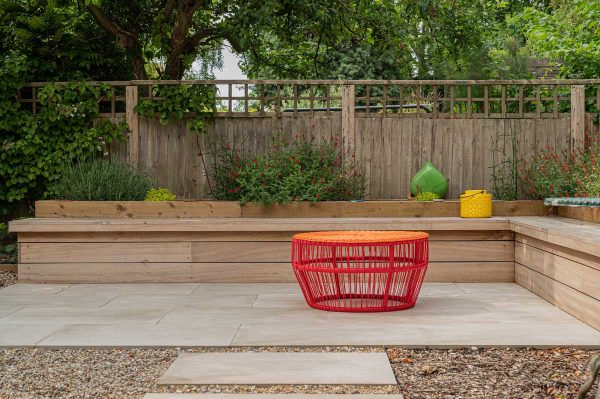 Laying An Outdoor Porcelain Tile Simple Tutorial