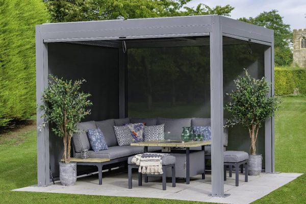 Metal Pergola Vs Gazebo Canopy - Pros And Cons