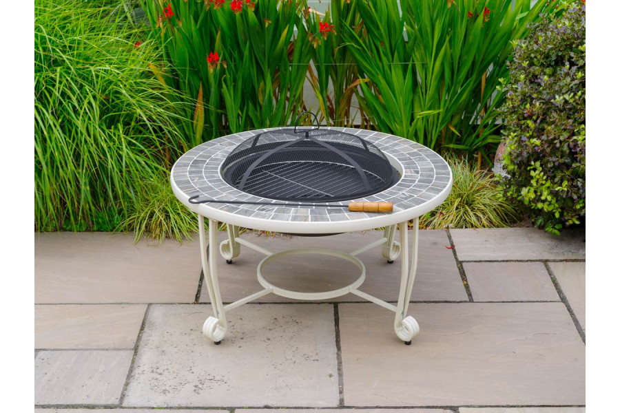 Charcoal Fire Pits will keep everyone warm, long into the night, and make a stylish addition to the garden.