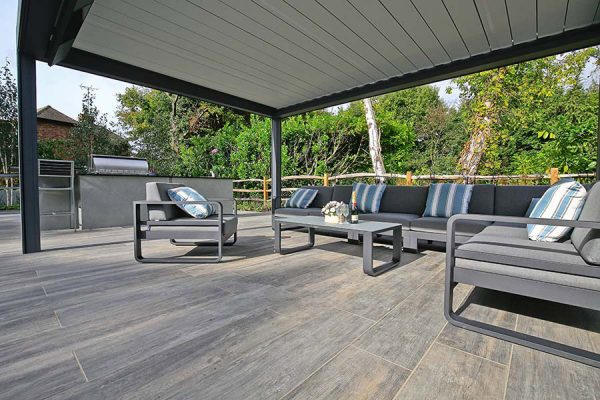 Style Tips - Wood Effect Porcelain Patio Tiles