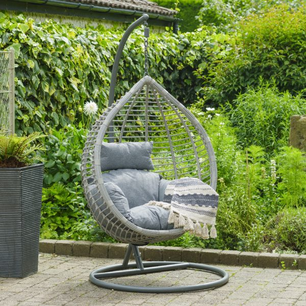 Why Is A Grey Hanging Egg Chair So Popular?