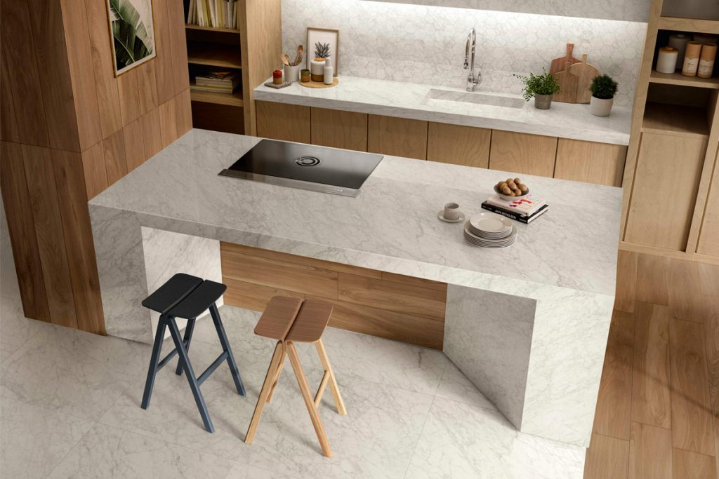 Cleaning kitchen tiles will give you kitchen a new lease of life.