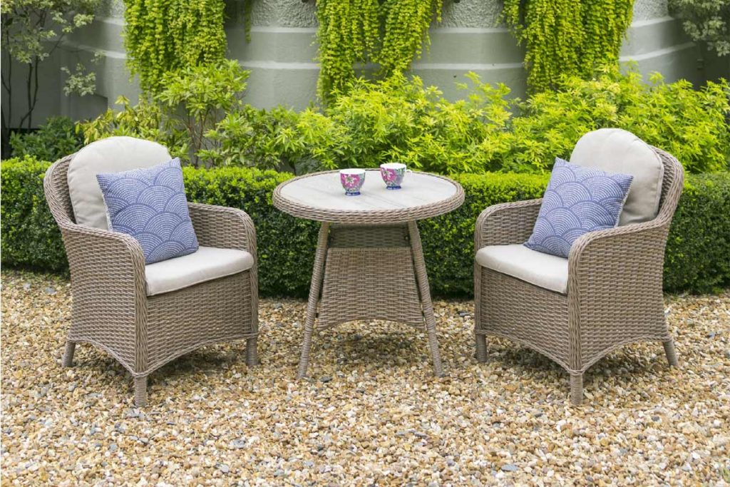 What Garden Furniture Can Be Left Outside