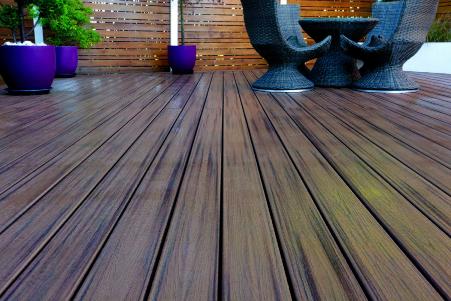Trex Decking will bring beauty and durability to your garden.