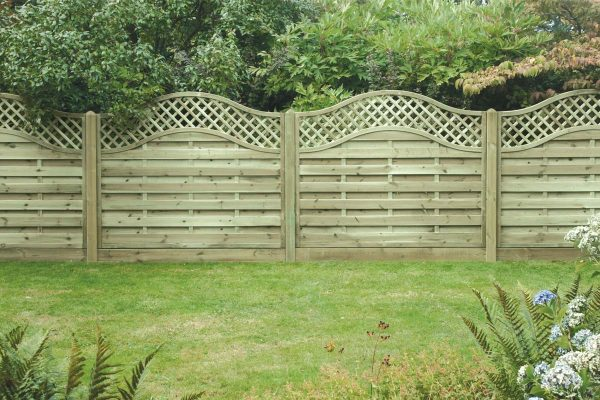 Take A Closer Look At Our Fencing Options