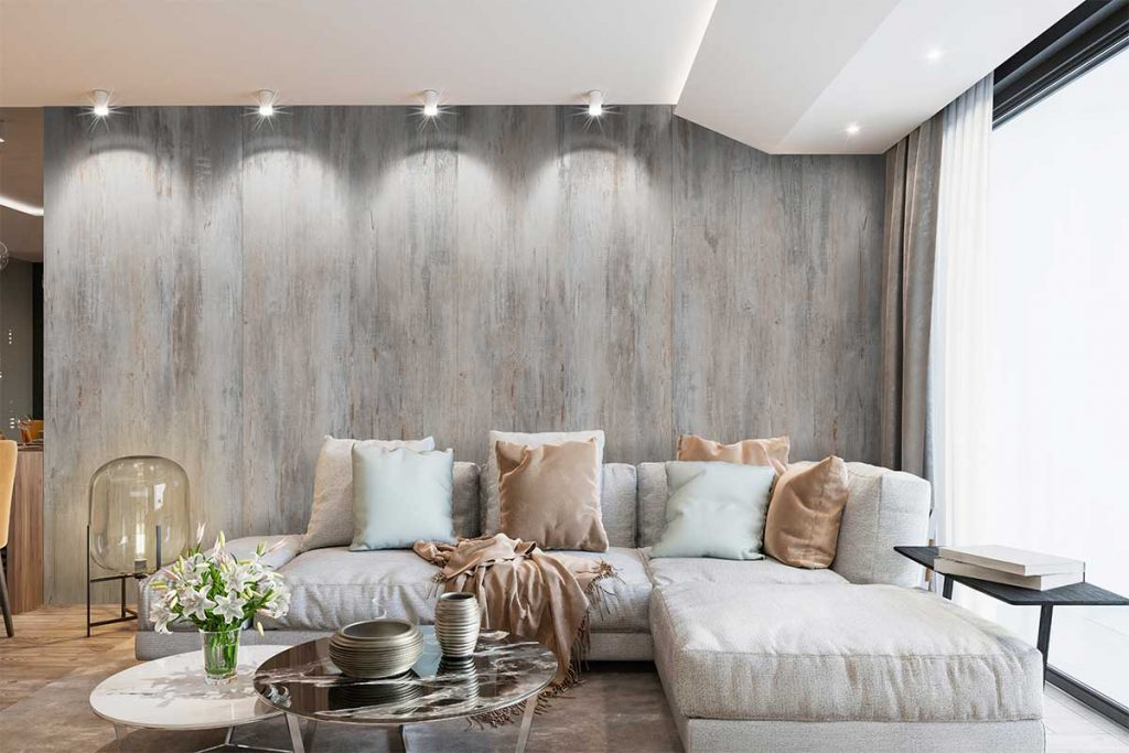 Interior Cladding is a perfect choice to make a statement around the home.