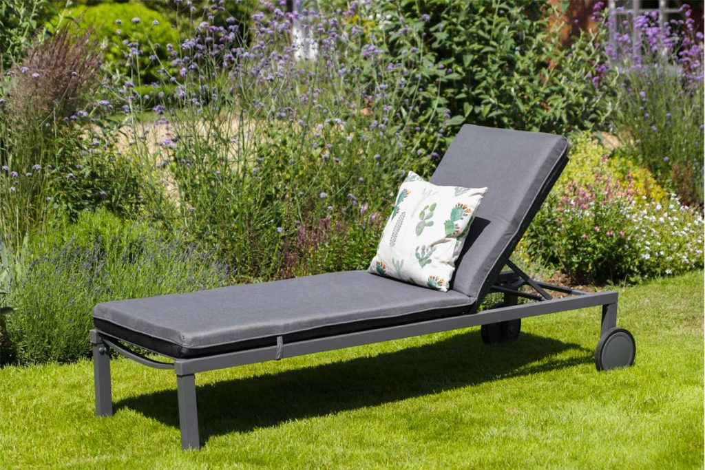 Garden furniture that is stylish, durable and easy to maintain.