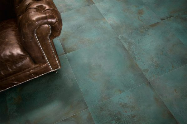 Styling With Porcelain Grout