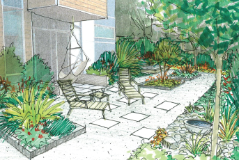 London Stone launches The Garden Designer's Partner scheme