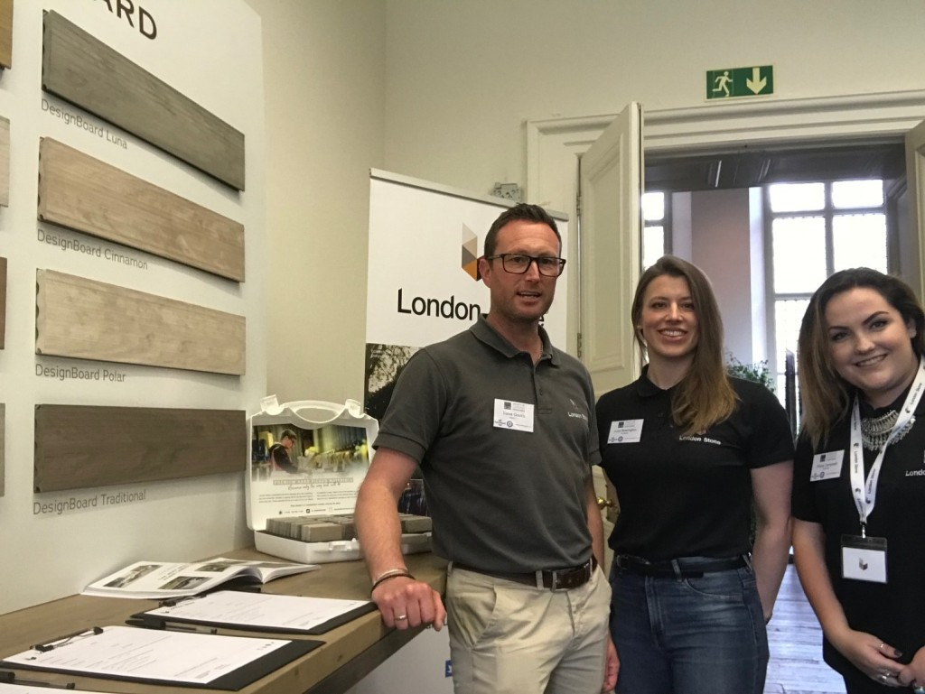 Steve, Lucy and Fiona at the SGD Spring Conference
