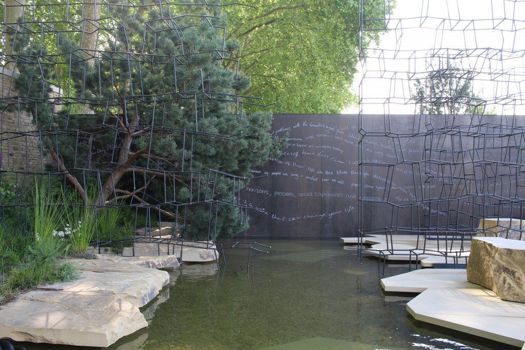 Breaking New Ground with DesignClad at RHS Chelsea