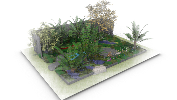 The Bowel Disease UK Garden for Crohn's Disease (1)