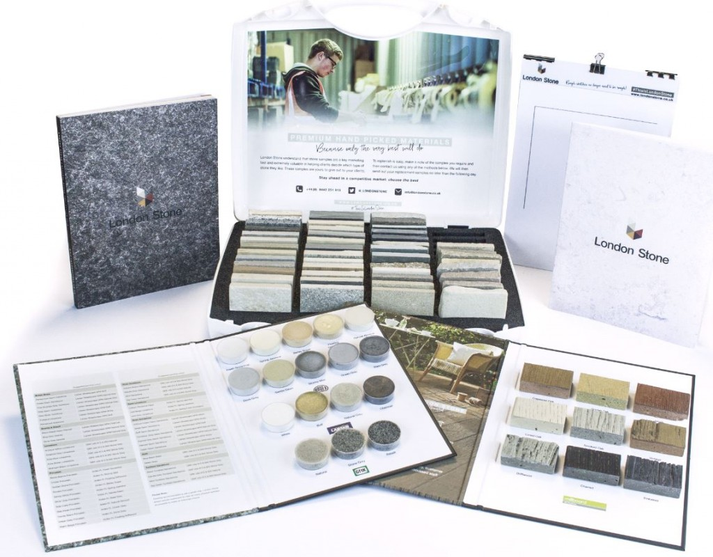 How the London Stone Welcome Pack helps sell your garden design