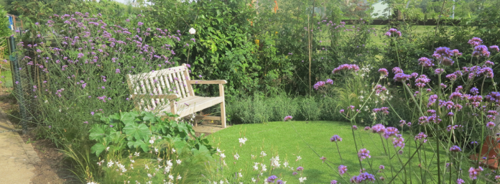 Help to Build Hospice Gardens With Us